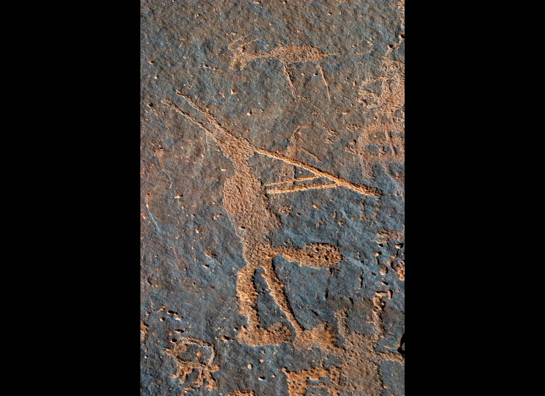 Kokopelli Rock Art Images & Pictures - Becuo